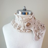 contemporary victorian scarf ivory4