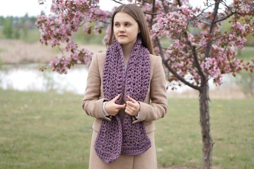 ashley long scarf mauve2