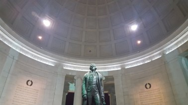 Thomas Jefferson, the man.