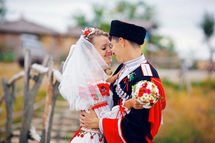 российские брачные обряды
