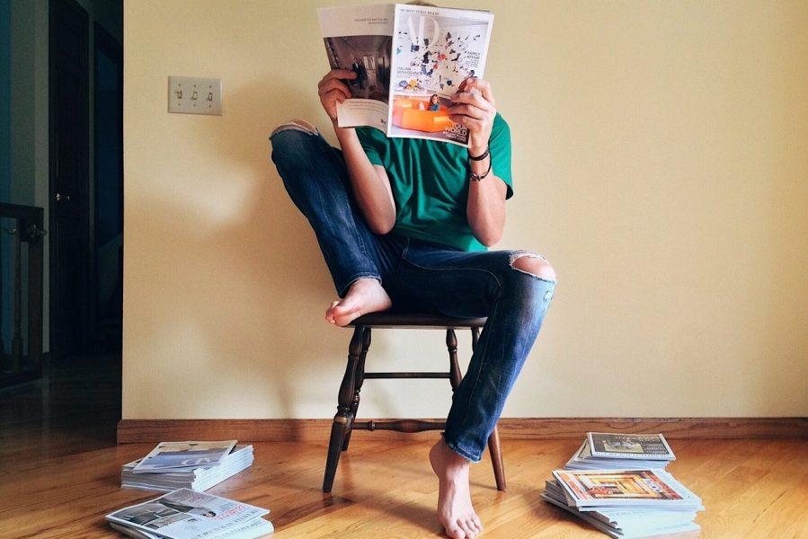 для кого есть журналы для мужчин
