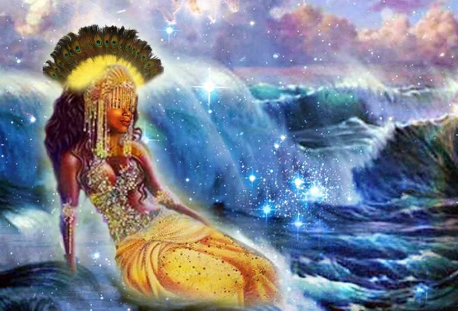 богиня секса Ошун