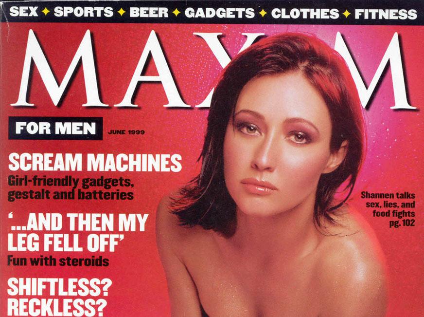 история журнала Maxim