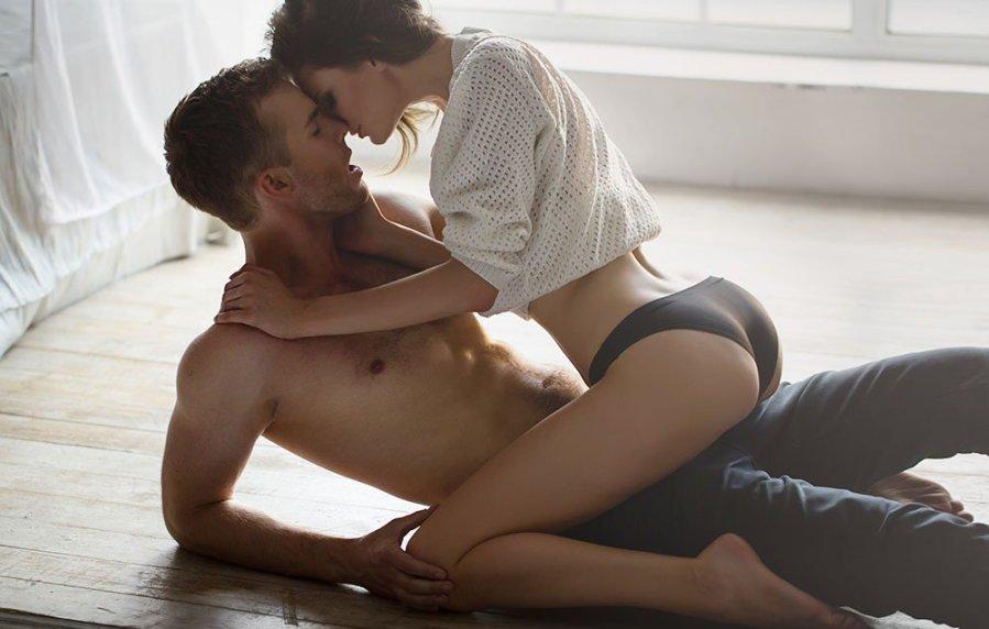 Секс-зарядка для мужчин и женщин
