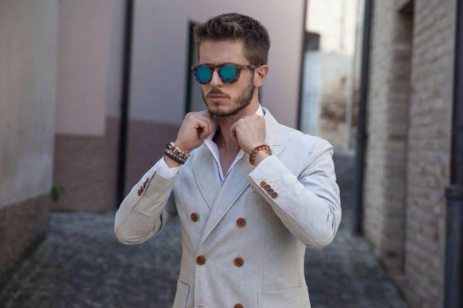 стильный парень