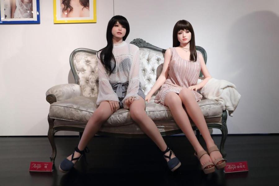 выставка секс кукол