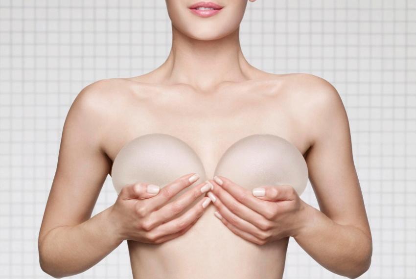 Модный размер груди