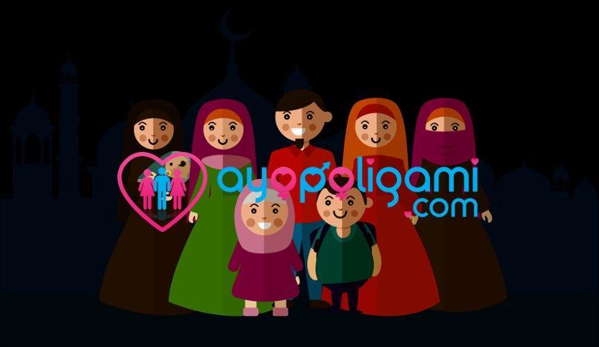 Приложение AyoPoligami
