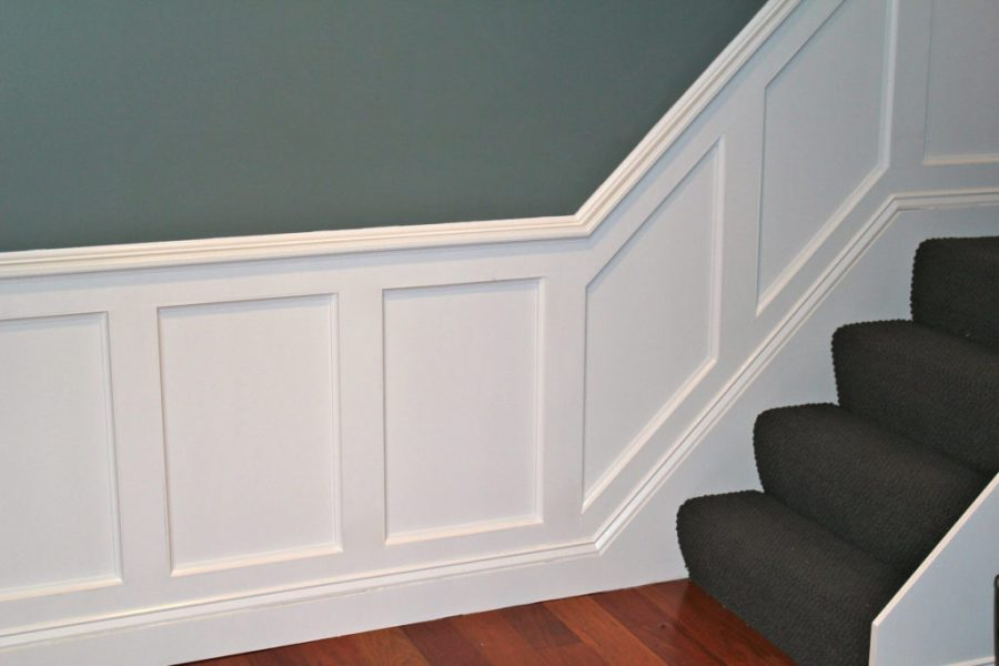 Diy Wainscoting With Picture Frames » Download WALLPAPER | Full ...