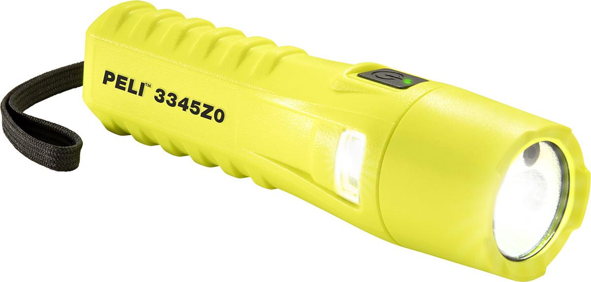 intrinsically safe flashlight peli 3345z0
