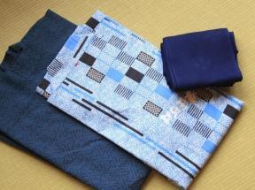 yukata - day 2 - traditional bathing robes