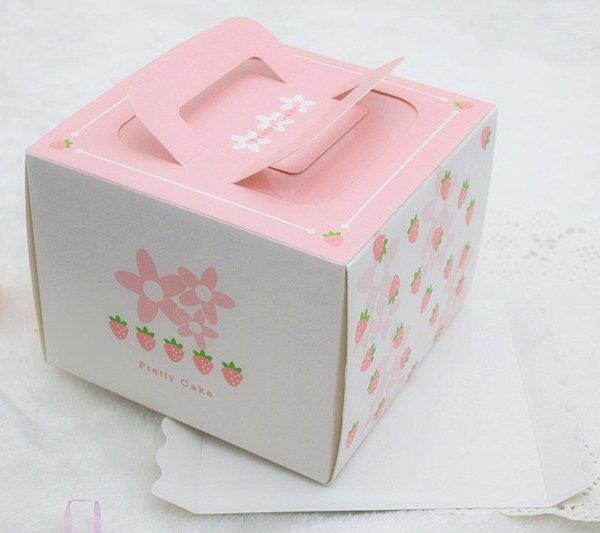 in hộp bánh kem