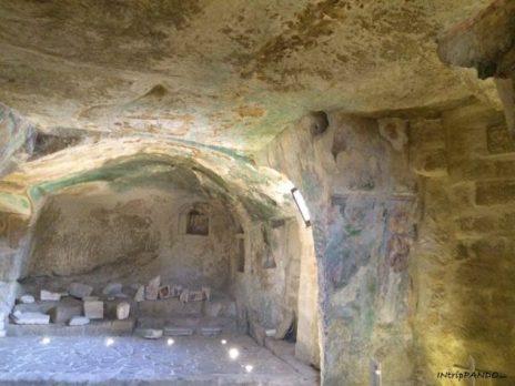Chiesa rupestre a Matera