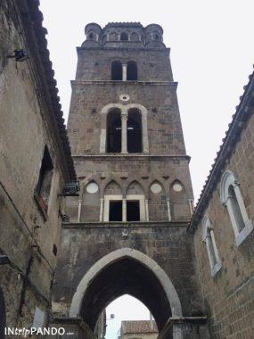 campanile di Casertavecchia