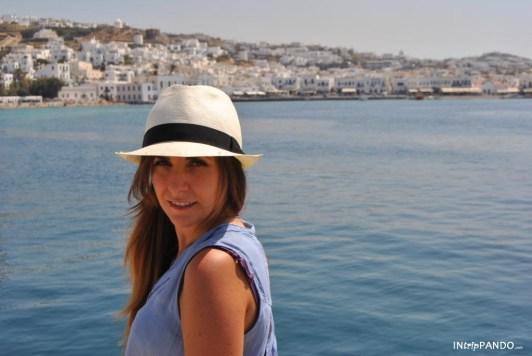 Panorama di Mykonos