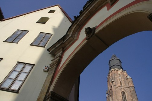 Elizabeth church Breslavia