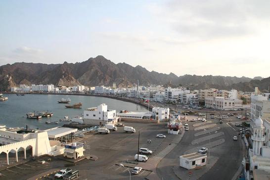 porto Sultan Qaboos Oman
