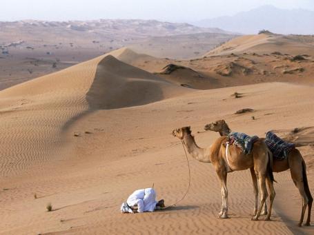 Wahiba Sand Oman
