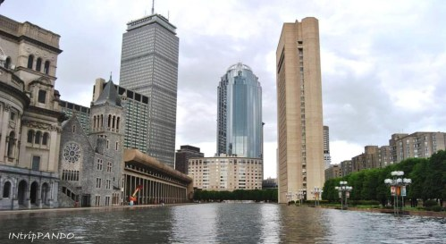 Boston Reflecting Pool