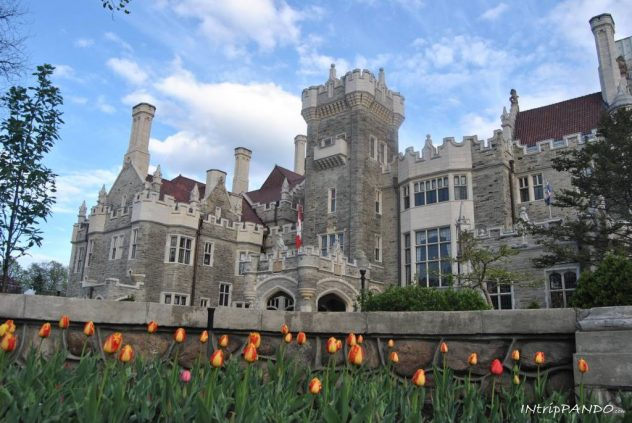 Castello Casa Loma a Toronto