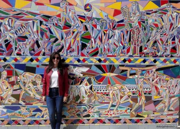 Mosaico al Musaba