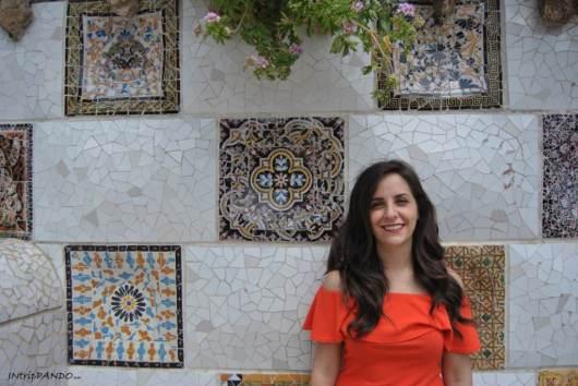 Park Güell Gaudí