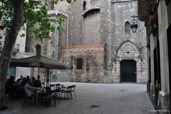 Quartiere gotico di Barcellona