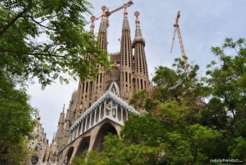 Sagrada Familia a Barcellona