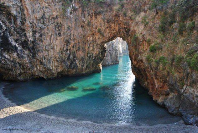 Spiagge della Calabria - Arcomagno San Nicola Arcella