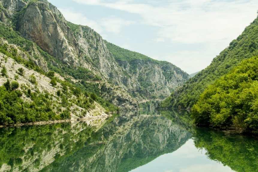 Valle di Valbona in Albania