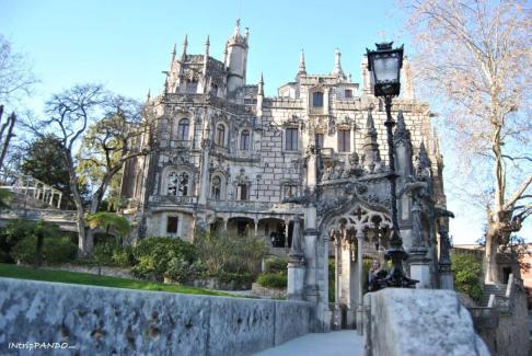 Palacio da Regaleira a Sintra