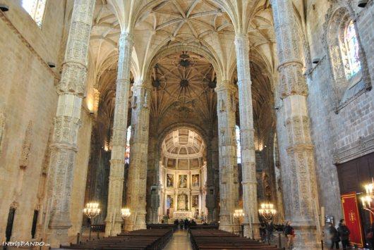 chiesa del Monastero dos Jerónimos