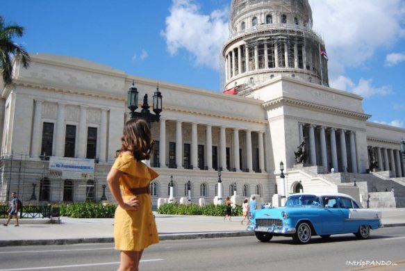 Il Campidoglio dell'Avana