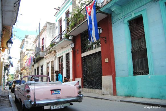 La atmosfera dell'Avana