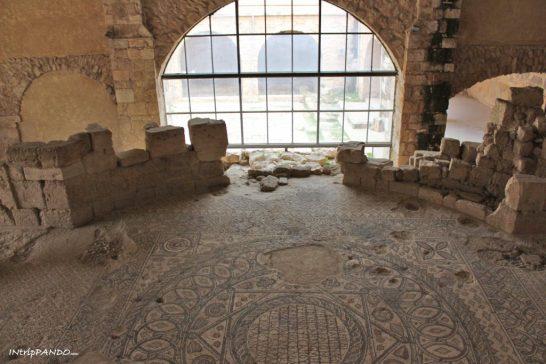 Parco archeologico a Madaba
