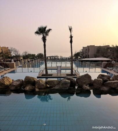 Resort sul Mar Morto
