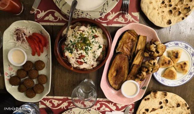 Piatti tipici della cucina giordana