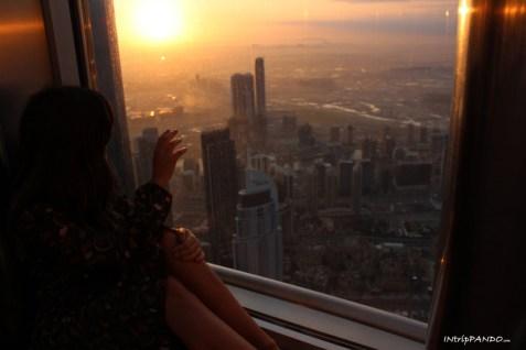 Burj Khalifa alba