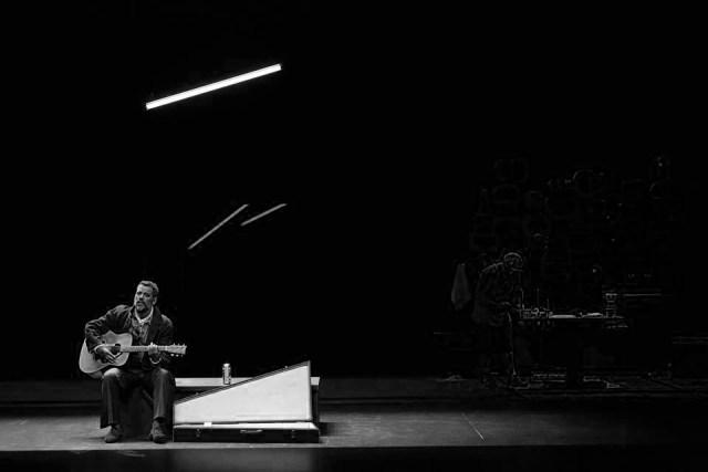 O Homem da Guitarra - Teatro Carlos Alberto, 14/07/2017