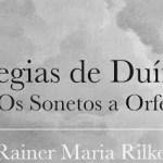 Elegias de Duíno e Os Sonetos a Orfeu – Rainer Maria Rilke (Quetzal, 2017)