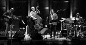 Reportagem do concerto do quarteto Aziza, que ocorreu a 8 de Novembro de 2018 a abrir o Guimarães Jazz 2018 | INTRO