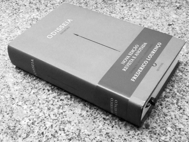 Recensão da nova edição revista e anotada da Odisseia de Homero, com tradução, notas e comentários de Frederico Lourenço | INTRO