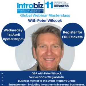 peter wilcock - Guest Speakers