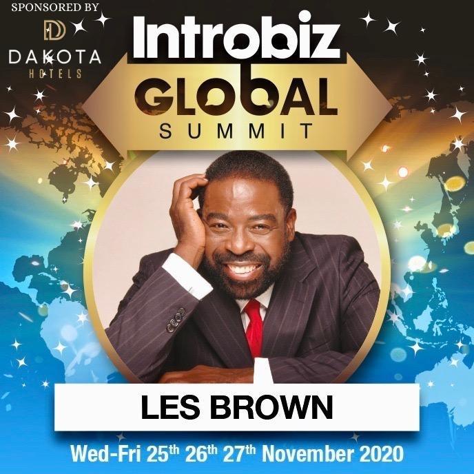 Les Brown Keynote Speaker