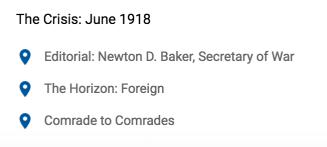 Battles June 1918 The Crisis