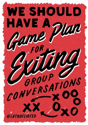 Introflirted #6 Game Plan by Josh Higgins
