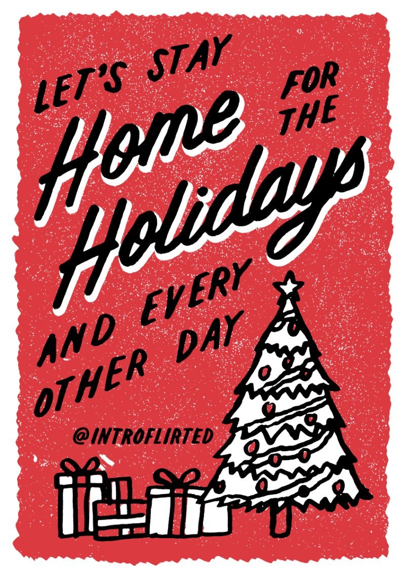 Introflirted #39 Home for the Holidays by Josh Higgins