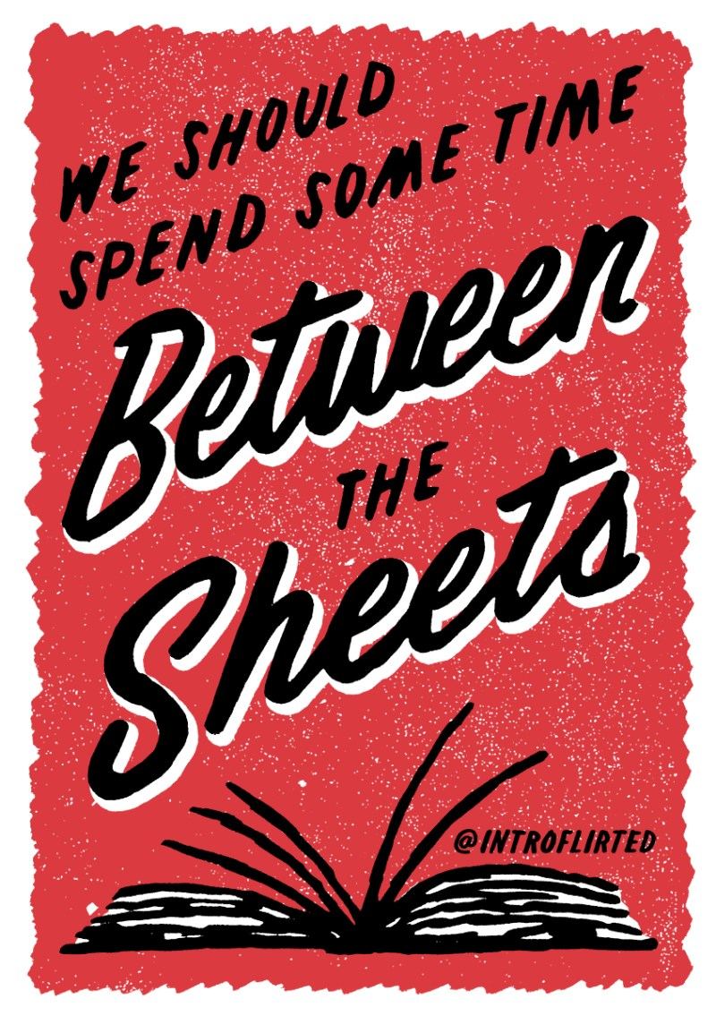 Introflirted #45 Between the Sheets by Josh Higgins