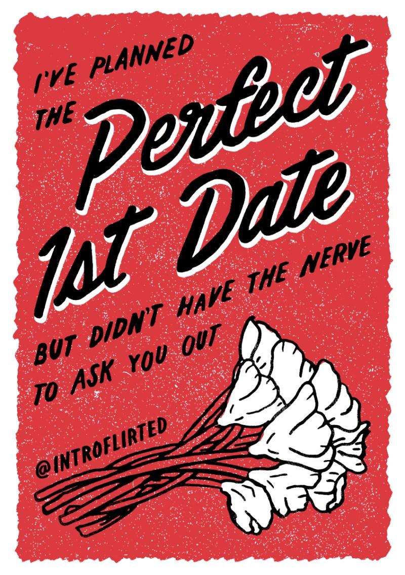 Introflirted #49 1st Date by Josh Higgins