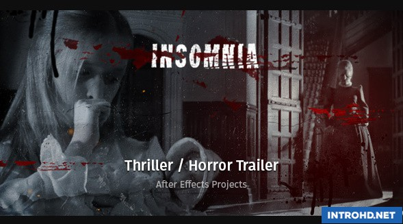VIDEOHIVE INSOMNIA - THRILLER / HORROR TRAILER » Free after